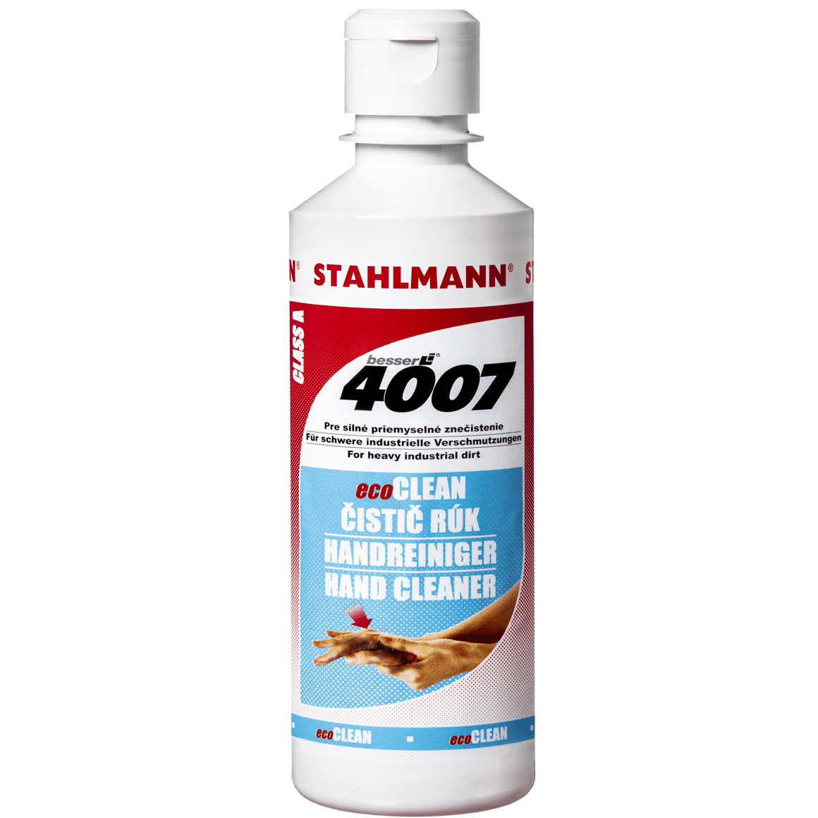 Čistič rukou eco CLEAN 4007, 300g