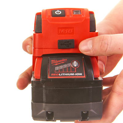 MILWAUKEE M18 ONEKA-0M18™ ONE-KEY™ adaptér