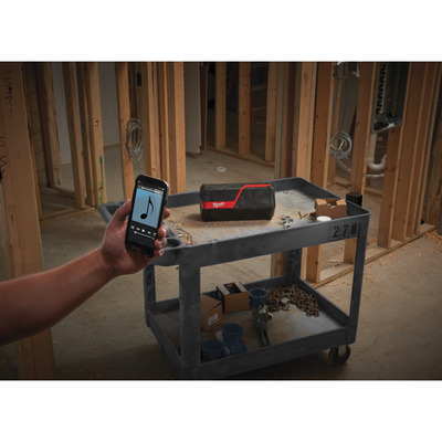 MILWAUKEE M12-18 JSSP-0  M12™ - M18™ Bluetooth® reproduktor