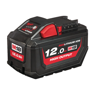 MILWAUKEE M18 HB12 M18™ Akumulátor HIGH OUTPUT™ 12.0 Ah