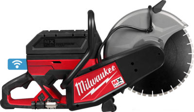 MILWAUKEE MXF COS350-601 MX FUEL™ Píla betón